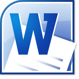 word2010 icon